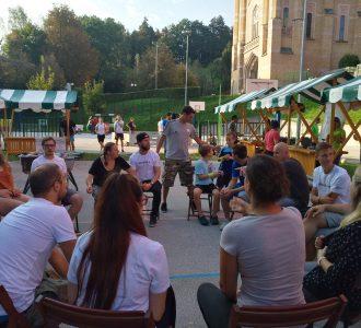 Zelena (kul)tura mlade po Ljubljani fura JE USPELA! :)