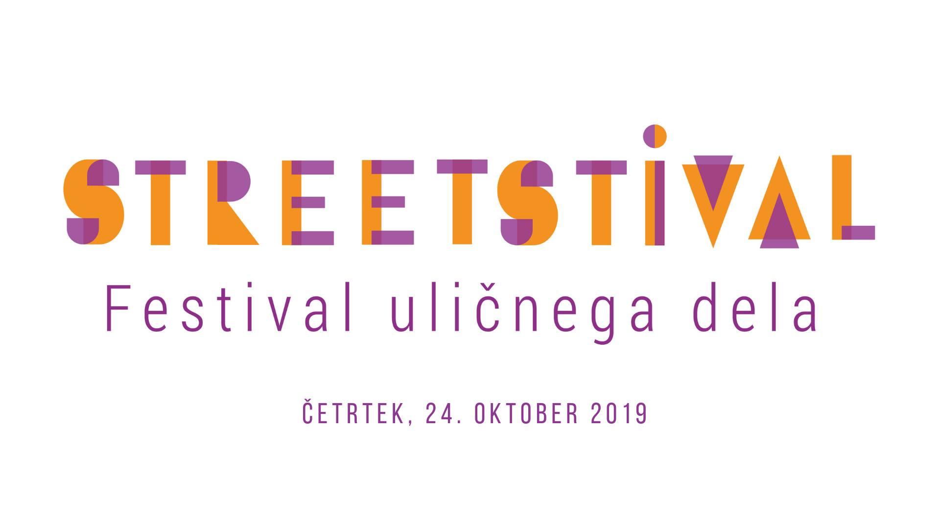 Streetstival – festival uličnega dela